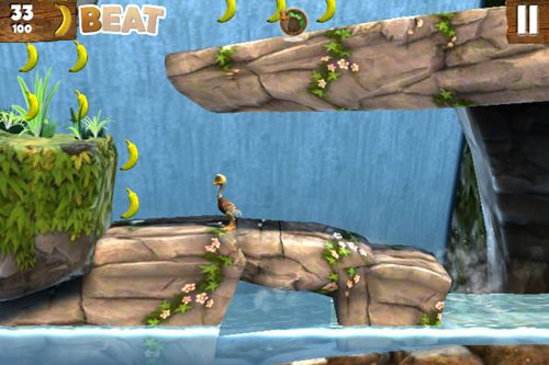 Screenshots do jogo Jungle beat para iPhone, iPad ou iPod.