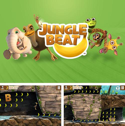 In addition to the game Race, Stunt, Fight! for iPhone, iPad or iPod, you can also download Jungle beat for free.