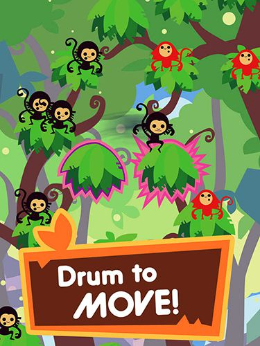 Download Jungle rumble iPhone free game.