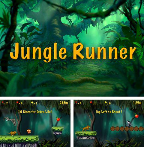 In addition to the game Dog shelter rescue for iPhone, iPad or iPod, you can also download Jungle runner for free.