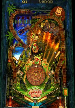 Игра Jungle Style Pinball для iPhone