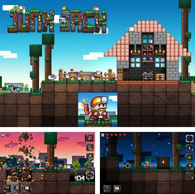 In addition to the game Dead alliance for iPhone, iPad or iPod, you can also download Junk Jack for free.