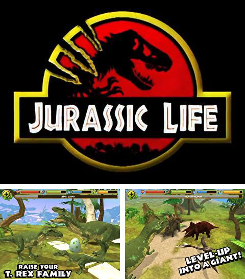 In addition to the game Brave guardians for iPhone, iPad or iPod, you can also download Jurassic life for free.