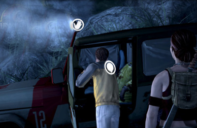 Screenshots vom Spiel Jurassic Park: The Game 1 HD für iPhone, iPad oder iPod.