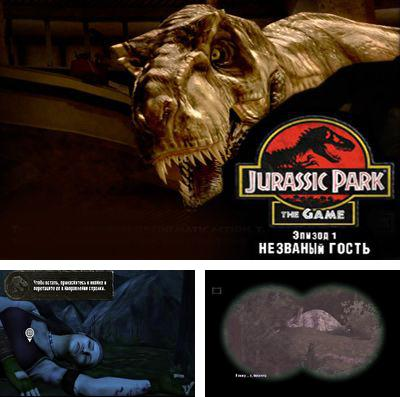 In addition to the game Einstein Enigma for iPhone, iPad or iPod, you can also download Jurassic Park: The Game 1 HD for free.