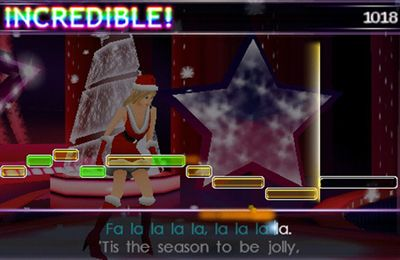 Игра Just SING! Christmas Songs для iPhone