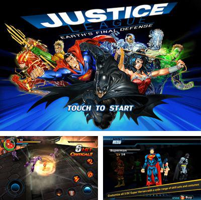 In addition to the game Lion Extreme 1 for iPhone, iPad or iPod, you can also download JUSTICE LEAGUE : Earth's Final Defense for free.