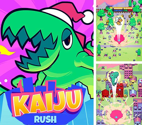 Download Kaiju rush iPhone free game.