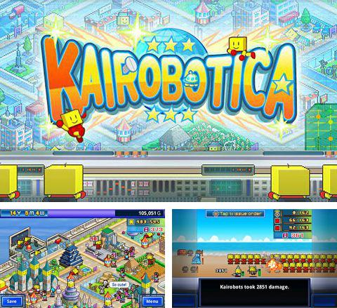 In addition to the game Birzzle for iPhone, iPad or iPod, you can also download Kairobotica for free.