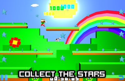 Screenshots do jogo Kami retro para iPhone, iPad ou iPod.