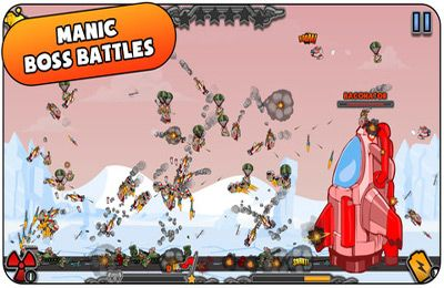 Download Kamikaze Pigs iPhone free game.