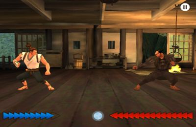 Capturas de pantalla del juego Karateka para iPhone, iPad o iPod.