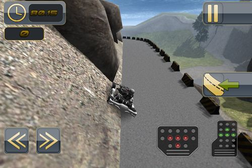 Download Kart 3D Pro iPhone free game.