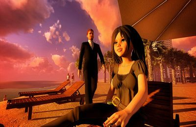 Download Kate Storm: Escape iPhone free game.