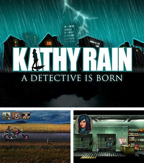 Скачать Kathy Rain: A detective is born на iPhone бесплатно