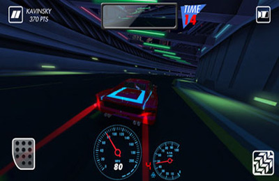 Screenshots of the Kavinsky game for iPhone, iPad or iPod.