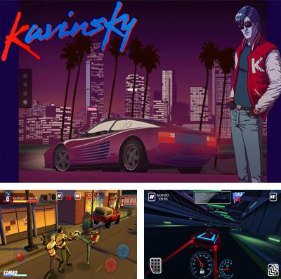 In addition to the game Plummet free fall for iPhone, iPad or iPod, you can also download Kavinsky for free.
