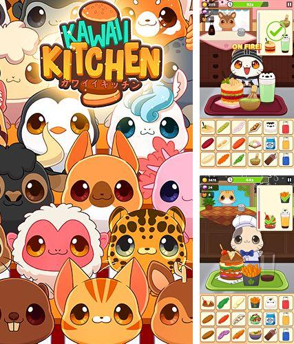 Download Kawaii kitchen iPhone free game.