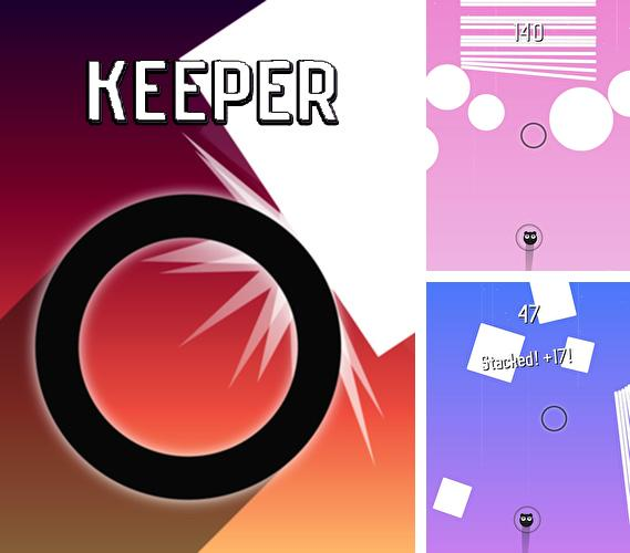 In addition to the game Kill Ebola PV for iPhone, iPad or iPod, you can also download Keeper for free.