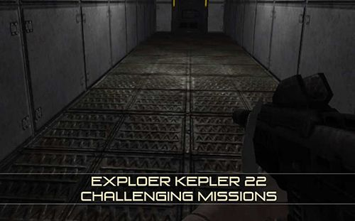 Capturas de pantalla del juego Kepler 22 para iPhone, iPad o iPod.