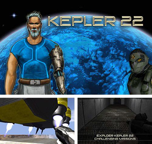 Download Kepler 22 iPhone free game.