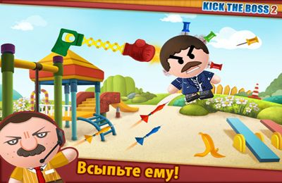 Baixe Kick the Boss 2 (17+) gratuitamente para iPhone, iPad e iPod.