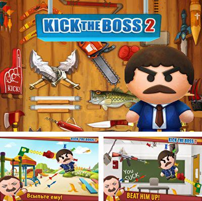 In addition to the game Stair surfers for iPhone, iPad or iPod, you can also download Kick the Boss 2 (17+) for free.