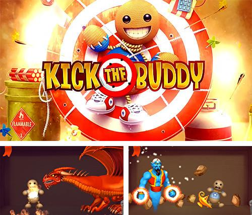 In addition to the game Robo5 for iPhone, iPad or iPod, you can also download Kick the buddy for free.