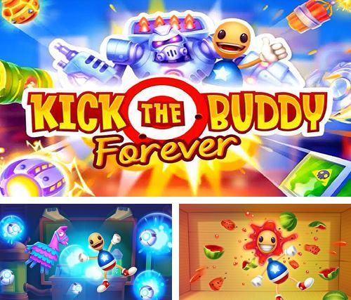 Download Kick the buddy: Forever iPhone free game.