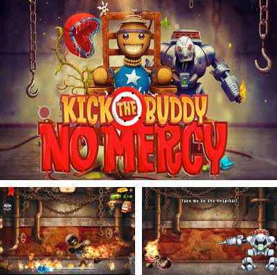 In addition to the game Doodle Wars 4 : Gun vs Sword for iPhone, iPad or iPod, you can also download Kick the Buddy: No Mercy for free.