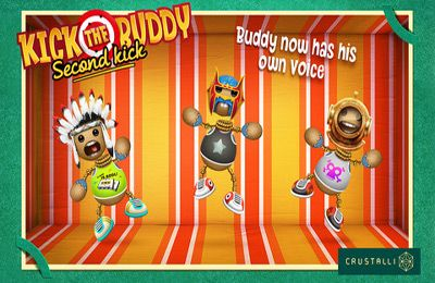 Download Kick the Buddy: Second Kick iPhone free game.