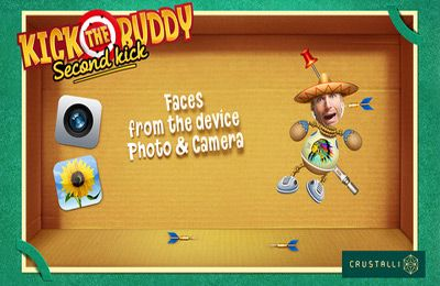 Kostenloser Download von Kick the Buddy: Second Kick für iPhone, iPad und iPod.
