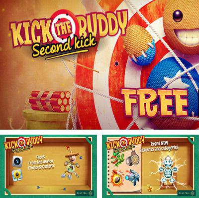 In addition to the game Ghostbusters for iPhone, iPad or iPod, you can also download Kick the Buddy: Second Kick for free.