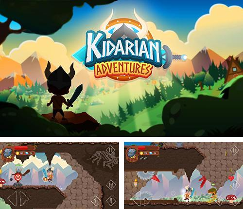 In addition to the game Eufloria for iPhone, iPad or iPod, you can also download Kidarian adventures for free.