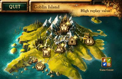 Free Kids vs Goblins download for iPhone, iPad and iPod.