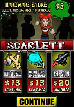 Download Kids vs. Zombies iPhone free game.