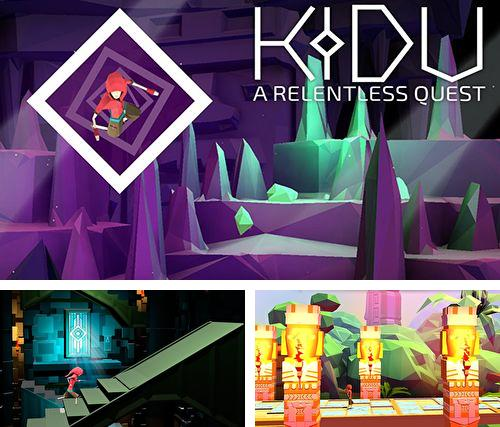 In addition to the game Mike V: Skateboard Party for iPhone, iPad or iPod, you can also download Kidu: A relentless quest for free.