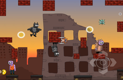 Descarga gratuita de Kill all Zombies para iPhone, iPad y iPod.