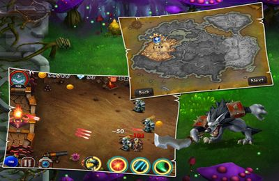 Free Kill Devils - kill monsters to resist invasion & unite races! download for iPhone, iPad and iPod.