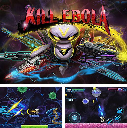 In addition to the game Star Defender 3 for iPhone, iPad or iPod, you can also download Kill Ebola PV for free.