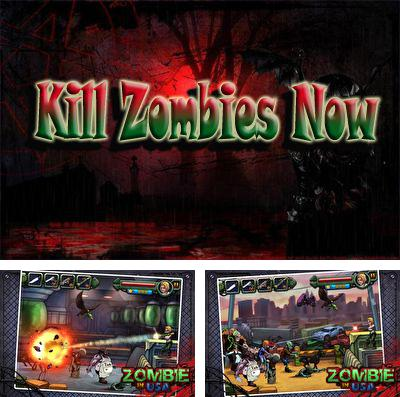 In addition to the game Blockhead Online for iPhone, iPad or iPod, you can also download Kill Zombies Now – Zombie Games for free.