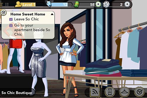 Free Kim Kardashian: Hollywood download for iPhone, iPad and iPod.