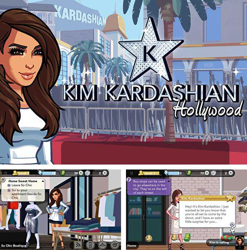 En plus du jeu Star Chindy pour iPhone, iPad ou iPod, vous pouvez aussi télécharger gratuitement Kim Kardashian: Hollywood, Kim Kardashian: Hollywood.