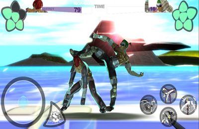 Descarga gratuita de Kinetic Damage para iPhone, iPad y iPod.