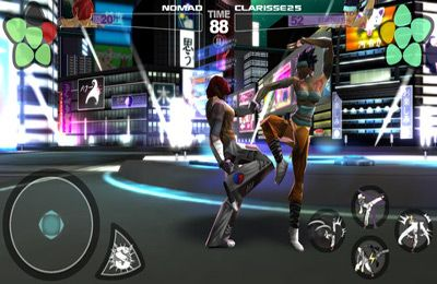 Capturas de pantalla del juego Kinetic Damage para iPhone, iPad o iPod.