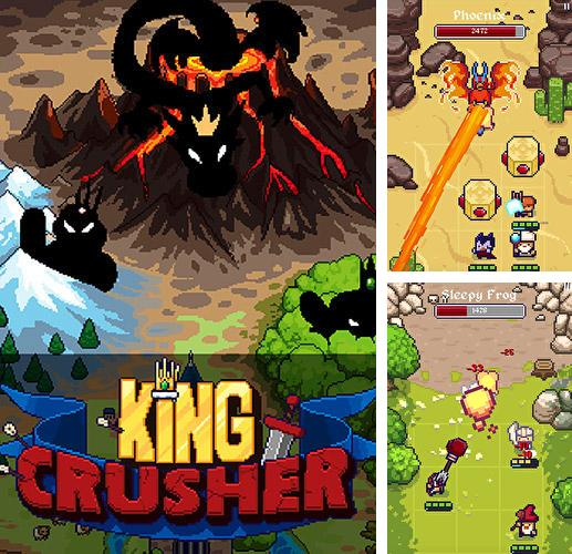 Baixe o jogo King crusher: A roguelike game para iPhone gratuitamente.