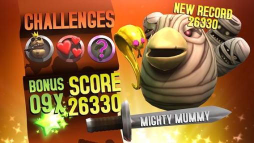 Download King hunt iPhone free game.