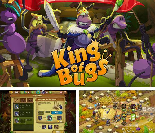In addition to the game Power of Logic for iPhone, iPad or iPod, you can also download King of bugs for free.