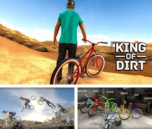 Download King of dirt iPhone free game.