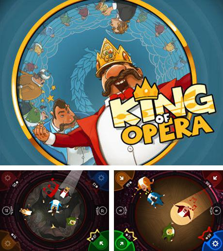 In addition to the game AlexPanda HD for iPhone, iPad or iPod, you can also download King of Opera for free.